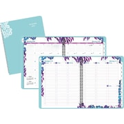 "2016 AT-A-GLANCE® Wild Washes Weekly/Monthly Appointment Book Planner, 8 1/2"" x 11"", Design, (523-905-16)"