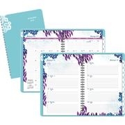 "2016 AT-A-GLANCE® Wild Washes Weekly/Monthly Appointment Book Planner, 5 1/2"" x 8 1/2"", Design, (523-200-16)"