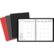 """Staples 2016 Monthly Planner, Assorted, (12942-16), 6 7/8"""" x 8 3/4"""""""