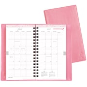 "2016 Day-Timer® Pink Ribbon Monthly Planner, 3 1/2"" x 6 1/2"", Pink, (D11219-1601)"