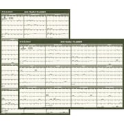 "2016 AT-A-GLANCE® Recycled Vertical/Horizontal Wall Calendar, 24"" x 36"", Green, (PM212G-28)"