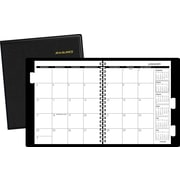 2016 AT-A-GLANCE® Refillable Multi-Year Monthly Planner, Black, (70-236-05)