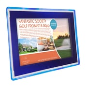 """Topaz Digital Signage (TPZ-POS-10) 10"""" Counter-Top Display with Blue Halo"""