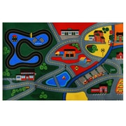 Home & More Child's Play Intercative Kids Area Rug
