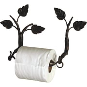 Quiescence Aspen Wall Mounted Toilet Paper Holder; Enhanced Oil Rubbed Bronze