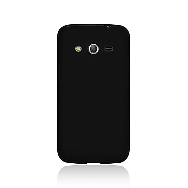 Gel Grip Packaged Samsung Core Lte Gel Skin, Black