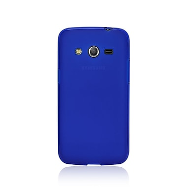 Gel Grip Packaged Samsung Core Lte Gel Skin, Blue