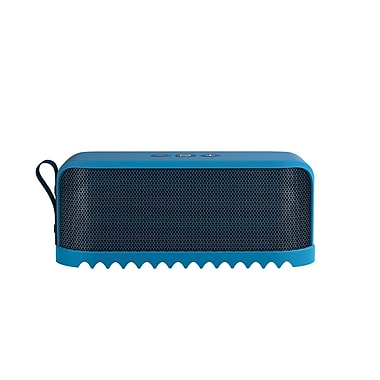 Jabra SOLEMATE Mini Bluetooth Stereo Speaker, Blue