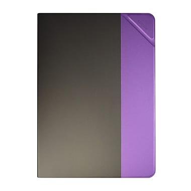 Logiix – Étui Chromia pour iPad Air 2, charbon/violet