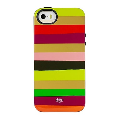 Sonix Inlay for iPhone 5/5S Case, Berry Strip