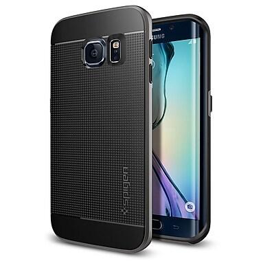 Spigen Neo Hybrid Case for Samsung Galaxy S6 Edge, Gunmetal