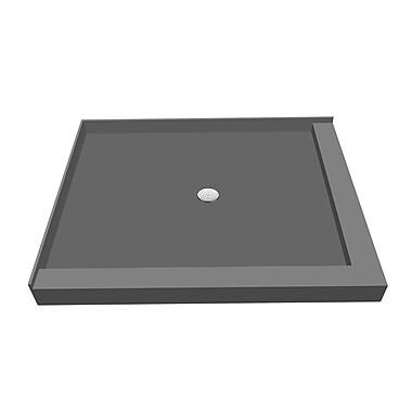 Tile Redi Shower Pan; 5.75'' H x 48'' W x 30'' D