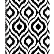 "2015-2016 TF Publishing Academic Year 8.5"" x 11"" Perfect Planner, Black & White  (16-9501A)"