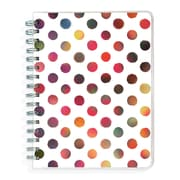 "TF Publishing Polka Dots Journal, 7"" x 8.5"", Multicolor"