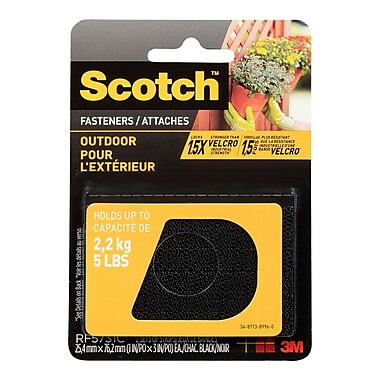 Scotch™ Outdoor Fasteners, 1