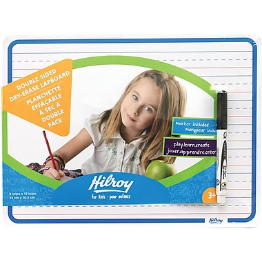 Hilroy Exercise Book Dry Erase Lapboard, 9