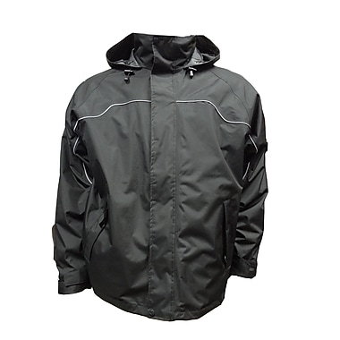 Torrent 3-In-1 Jacket, Small, Black