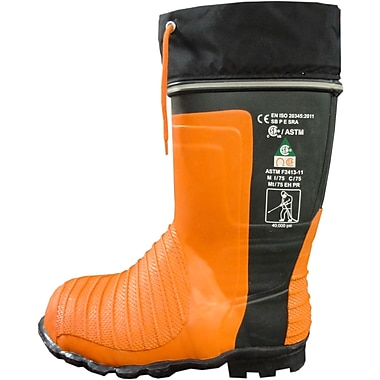Viking High Pressure Spray Jet Wash Boot, Size 10