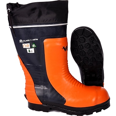 Bushwhacker Lug Sole Chainsaw Boot, Size 5