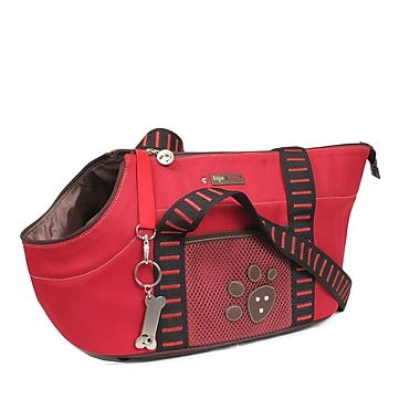 Pet Travel Carrier Max 10 Pounds , Red