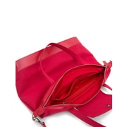 Paperthinks Crimson Canvas Envelope Bag