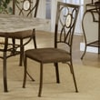 Hillsdale Brookside Oval Back Side Chair (Set of 2)