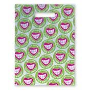 "Medical Arts Press® Dental Scatter Print Bags; 7-1/2x10"", Heart/Smile"