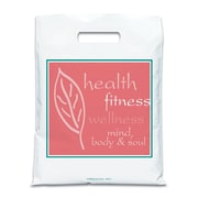Medical Arts Press® Chiropractic Non-Personalized 2-Color Large Supply Bags; Health/Fitness