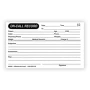 Medical Arts Press® Phone Message Labels: Adhesive Backed
