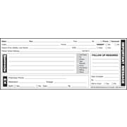 Medical Arts Press® Phone Message Labels / 8-in.W x 3-1/4-in.H