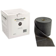 Thera-Band Exercise Bands 50 Yard Bulk Roll, Special Heavy, Black
