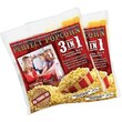 Funtime Popcorn Machines Perfect Popcorn 3-in-1 Popcorn Pouches; 2.5 Ounce
