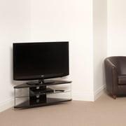 Techlink Air TV Stand; Gloss Black
