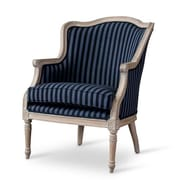 Wholesale Interiors Baxton Studio Charlemagne Traditional French Arm Chair