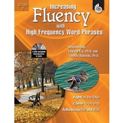 Shell Education Increasing Fluency with High Frequency CD