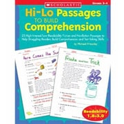 Scholastic Hi-lo Passages To Build Book