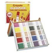 Crayola Crayola Classpk Markers 200 Ct