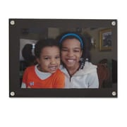Universal Products Acrylic Easel Back Magnetic Picture Frame; 8.5'' x 11''