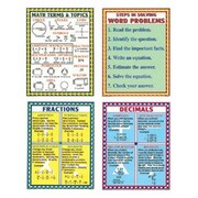 McDonald Publishing Test-Taking Math Grade 4-9  Set