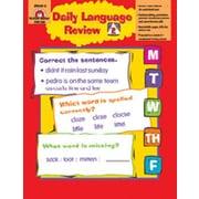 Evan-Moor Daily Language Review Grade 2 Book