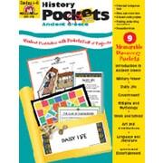 Evan-Moor History Pockets Ancient Greece Book