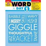 Evan-Moor A Word A Day Grade 1 Book