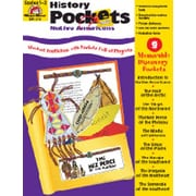 Evan-Moor History Pockets Native Americans Book