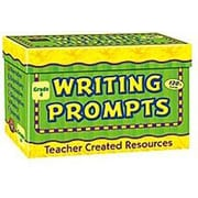 Teacher Created Resources Writing Prompts Gr 4 Tool