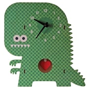 Modern Moose Clockzilla Pendulum Wall Clock