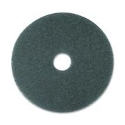 3M Cleaner Pad, 12'', Blue, 5 Pads/Carton; 12''