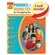 Evan-Moor Phonics and Word Study for Struggling Book