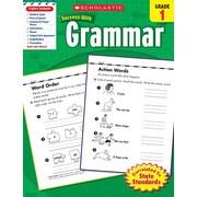 Scholastic Scholastic Success Grammar Gr 1 Book
