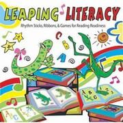 Kimbo Educational Leaping Literacy Rhythm Sticks CD