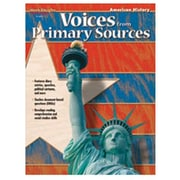 Houghton Mifflin Harcourt Voices From Primary Sources Book